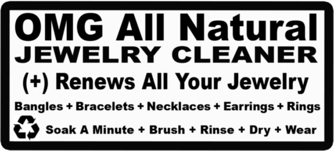 OMG Jewelry Cleaner