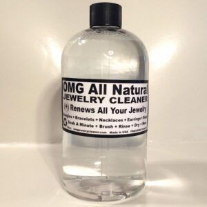 OMG Jewelry Cleaner 16oz Refill Bottle